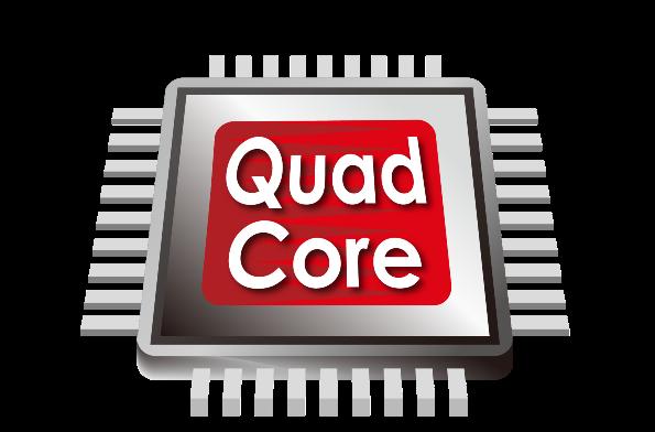 Quad Core-Icon